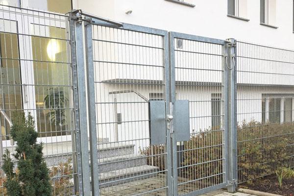 Ferme-porte DIREKT grille entrée