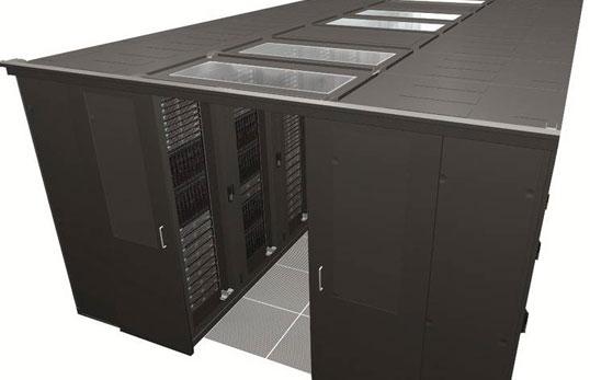 Ferme-porte centre informatique