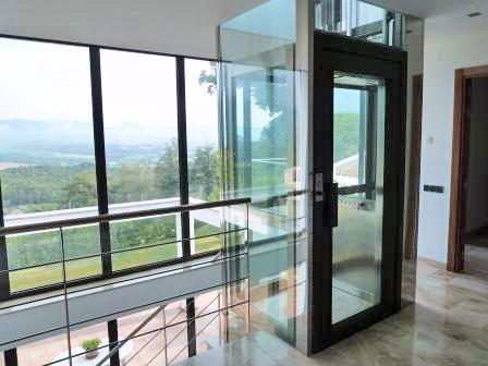 Homelift ascenseur pour espace reduit