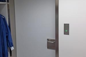 Système SAS dans un hopital
